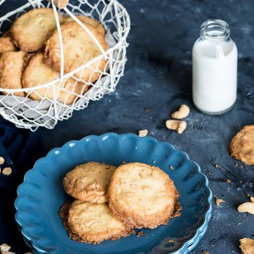 zu Gast: Cashew Shortbread Cookies