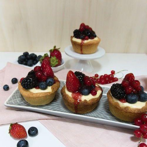 beerige Schokomousse Cupcakes