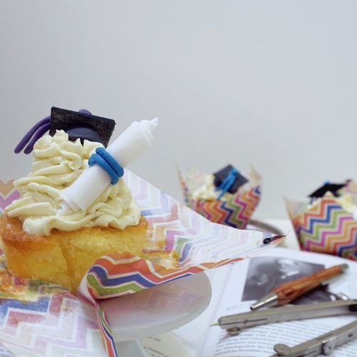 Bachelorette-Cupcakes