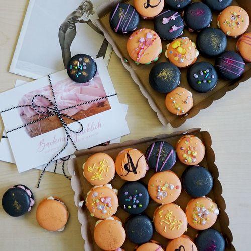 Macarons backen mit Elena