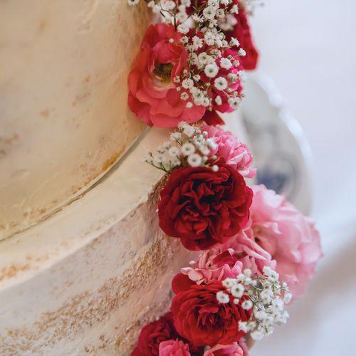 Das (Hochzeits-)Torten-Design