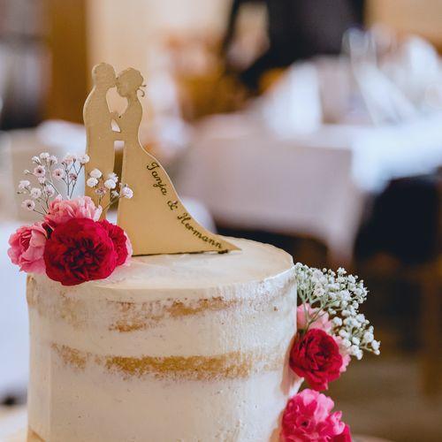 Die Hochzeitstorte, Organisation & Tipps