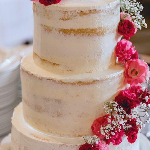 Die Hochzeitstorte, Zusammenfassung
