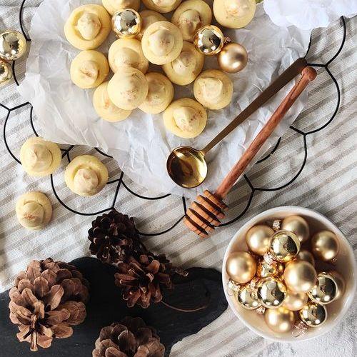 Macadamia Plätzchen mit weißer Schokolade